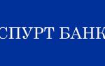 Спурт Банк: вход в личный кабинет
